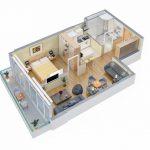 56.5 m2 1 INFOBATUMI 150x150